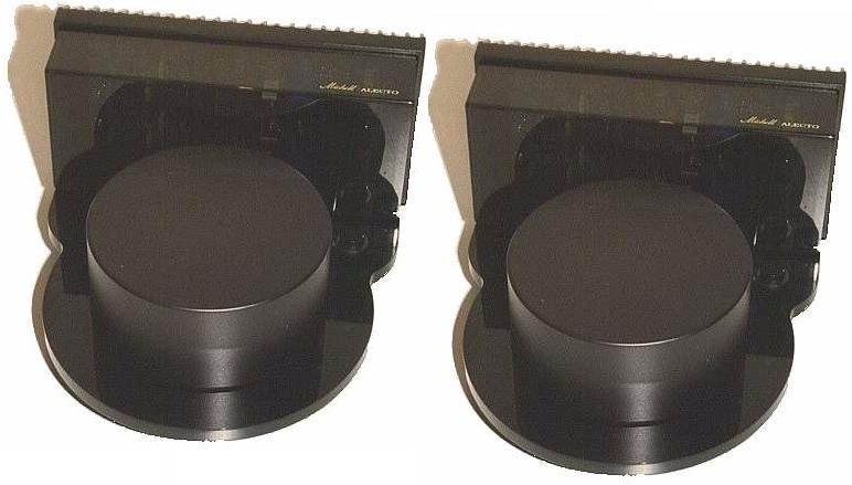 Michell alecto, 130 watt mosfet monoblocs, borbely design,